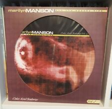 Marilyn Manson Picture Disc Lp Coke And Sodomy Vol 2 Vinyl Record NEW