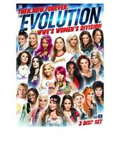 WWE: Women's (R) Evolution [New DVD] 3 Pack, Ac-3/Dolby Digital, Digip