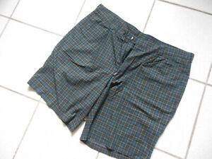 Vintage kurze Hose Bundfalten aus den 80-zigern  v. TRAPEZ Maße  s.u.