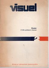 IL FILM POLIZIESCO FRANCESE/ 1981/ VISUEL/ POSITIF