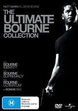 Bourne Identity  / Bourne Supremacy  / Bourne Ultimatum  / The Bourne Files