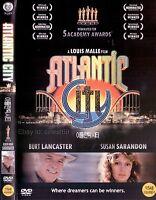 Atlantic City (1980, Louis Malle) DVD NEW