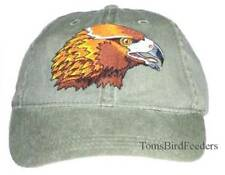 Golden Eagle Embroidered Cotton Cap NEW Bird Hat