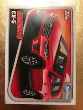 Top Gear Turbo Attax 2016- Mazda Cx-5