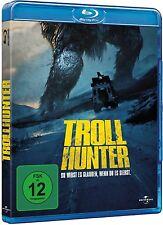 TROLLHUNTER (Otto Jespersen, Hans Morten Hansen) Blu-ray Disc NEU+OVP