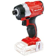 EINHELL - Perceuse à percussion sans fil TE-CI 18 Li Brushless-Solo 18V + batt