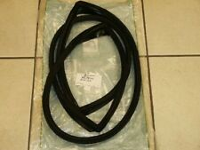 1970-1977 FORD MAVERICK 2-DOOR REAR BACK WINDOW RUBBER SEAL NEW IN STOCK