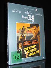 DVD WESTERN LEGENDEN 28 - DER GROSSE BLUFF - MARLENE DIETRICH + JAMES STEWART *