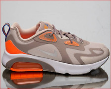 🔥100% Auth Nike Air Max 200 Running Shoe in a Stone/Silver/Argent Colorway! 🔥
