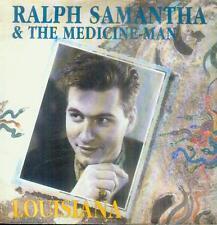 "7"" Ralph Samantha & The Medicine Man/Louisiana (Belgium)"