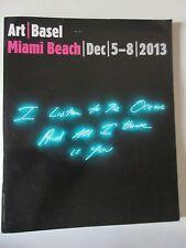 ART BASEL MIAMI BEACH 2013 Magazine