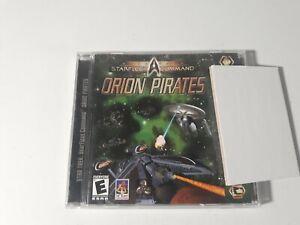 Startrek Starfleet Command Orion Pirates PC Game Very Good Condition