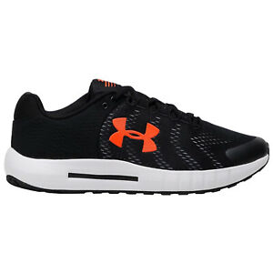 Under Armour Mens Micro G Pursuit BP Trainers UA Running Walking Shoes Cushioned