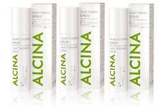 3x Alcina feuchtigkeitsspendendes Haar Therapie Spray 100 ml