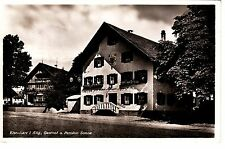Eisenharz Argenbühl AK 1938 Gasthof Pension Sonne Baden-Württemberg 15020324