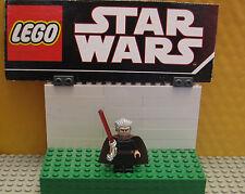 "STAR WARS LEGO LOT MINIFIGURE--MINI FIG ""  COUNT DOOKU  --- 7752  """