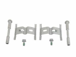 Brake Hardware Kit For 03-06, 08-10 Porsche Cayenne Base S Turbo GTS VG66S4
