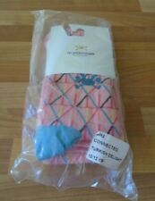 No Added Sugar Connected patterned turkish delight pink blue tights BNWT 10/12