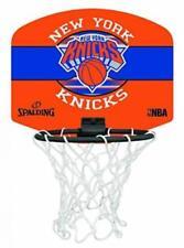 Spalding NBA NY Knicks Panier Ballon Mixte enfant Multicolore NOSIZE