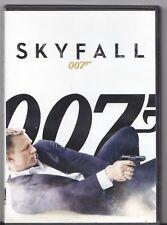 Movie DVD - 007 SKYFALL - Pre-Owned - MGM Films