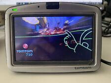 TomTom Go 710 SAT NAV Mapas de Reino Unido