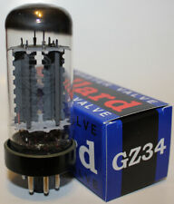Single One Mullard GZ34 / 5AR4 rectifier tube, Brand NEW in Box !