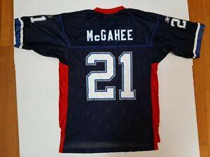 Buffalo Bills Willis McGahee NFL Football Jersey, Men's Size M, Reebok, Blue