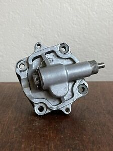 Porsche 356 A Pre-A Mechanical Tachometer Drive OIL PUMP COVER Tach + Both Gears