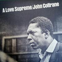 John Coltrane A Love Supreme Vinyl LP New 2017 Album UK Stock Gift Idea