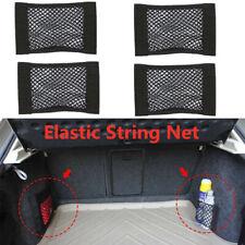 4x Universal Car Trunk Rear Cargo Organizer Storage Elastic Mesh Net Holder Perf