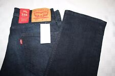 Levis 514 Straight Fit Stretch Jeans NWT Authentic Red Tag Distressed Lt or Dark