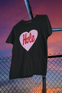 Love Hole Band shirt 1994 Hole Heart COURTNEY Love men women s m l TO XXXL