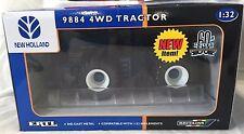ERTL New Holland 9884 4wd tractor w/ triples 60th Anniversary 1/32 NIB