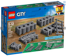 LEGO 60205: City Train Tracks **FREE SHIPPING**