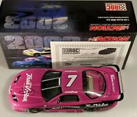 Jimmie Johnson #7 True Value 1/24 Action 2003 Signed Brickyard Win IROC Firebird