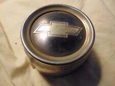 1 Single Chevrolet Wheel center caps