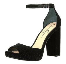 Jessica Simpson Women's Jenee Pump Black Size 8.5 Ir2l