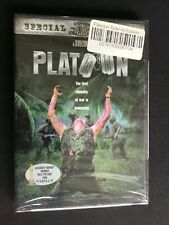 Oliver Stone's Platoon Special Edition Dvd Factory Sealed Sheen, Berenger, Dafoe