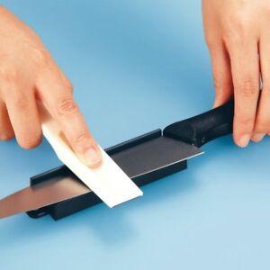 FOREVER Diamond Sharpner for Steel Ceramic Knife with Angle 15 stand D-3D Japan