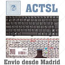 NUEVO ASUS Eee PC EPC 1000 1000H 1000HA SP Keyboard Spanish Teclado Español