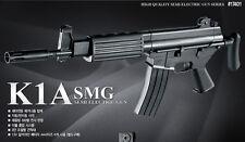 Academy K1A SEMI AUTOMATIC ELECTRIC Gun Airsoft Gun #17401