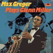 "12"" Max Greger play Glenn Miller (St. Louis Blues, at last, in th mood) 70`s"