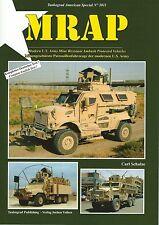 Tankograd 3011: MRAP, Modern U.S. Army Mine Resistant Ambush Protected Vehicles