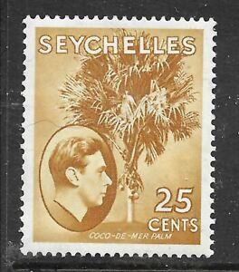 SEYCHELLES    SC 137       SG 141     MINT  HINGED