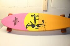 """Rare Dusters Longboard """"Endless Summer"""" Complete Board 42"""""""