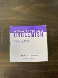 Rodan + Fields Unblemish Clarifying Mask- New in Box, Exp 07/2022, Free Shipping