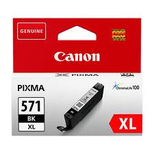 Canon CLI-571XL Schwarz Tinte Druckerpatrone PIXMA MG6850 MG7752 (0331C001)