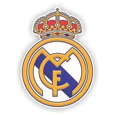 Real Madrid Spain Decal / Sticker Die cut