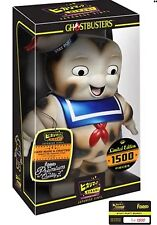 Ghostbusters FUNKO HIKARI BURNT STAY PUFT Limited Edition 1500 COA PREMIUM GIFT