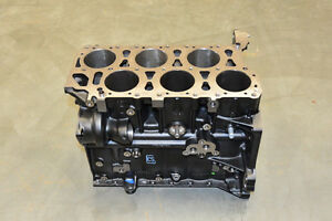 New OEM VW Golf Jetta 2.8L 24V VR6 BDF Bare Block Engine Auto Transmission
